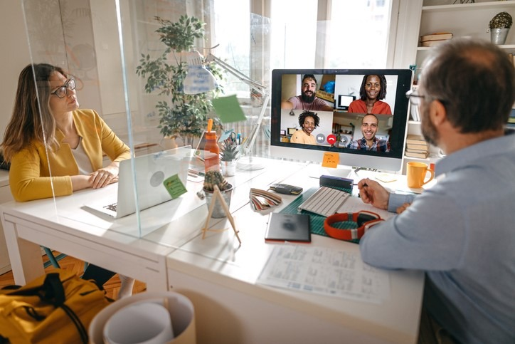Running effective meetings – virtually