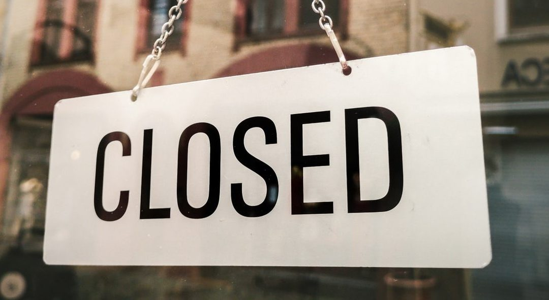 COVID-19: Closing certain businesses and venues in England